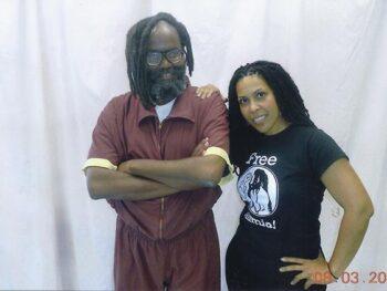 Mumia Abu-Jamal and Johanna Fernández