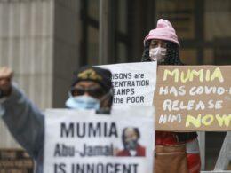 Mumia has COVID.