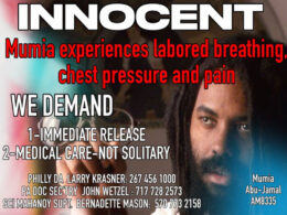Emergency Medical Care for Mumia