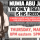 March 18, 2021, forum on Mumia Abu-Jamal