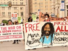 Free Mumia Birthday March