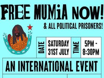 Free Mumia! Int'l Event.