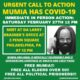 Bring Mumia to the hospital now!