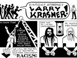 D.A. Krasner: Free Mumia!