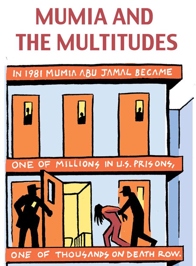 About Mumia Abu Jamal
